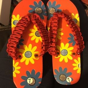 Slippers hand made